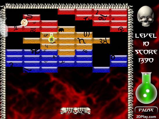 Screenshot vom Programm: Mortanoid